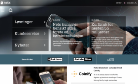 Nets Norge UX Design