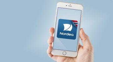 Nordea mobilbank app