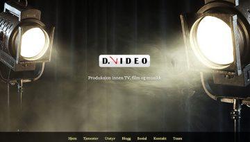 DVideo filmproduksjon