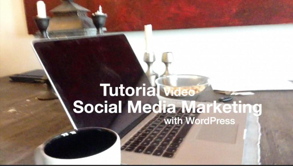 How to Use Social Media Marketing with WordPress